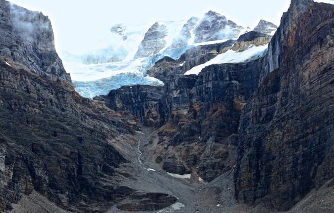 Morraine Glacier 2