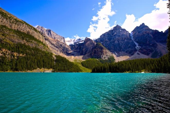 Morraine Lake 4