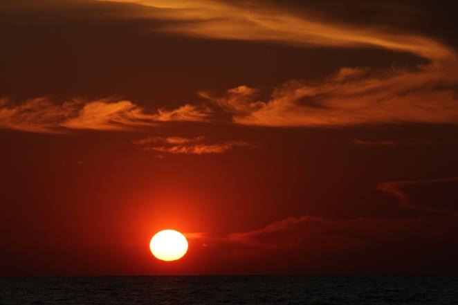 Sunset F