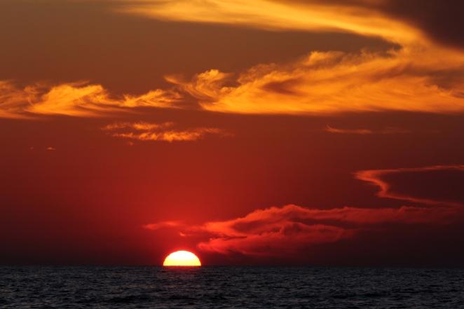 Sunset H