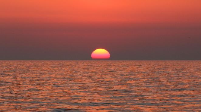 Sunset J