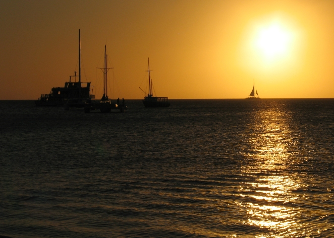 Sunset K