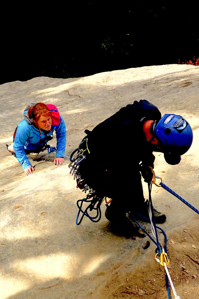 Rock Climbing 002 Blog