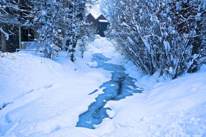 Cornet Creek