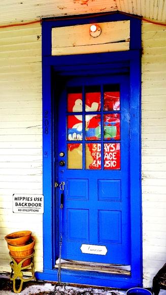 Hippie Door copy
