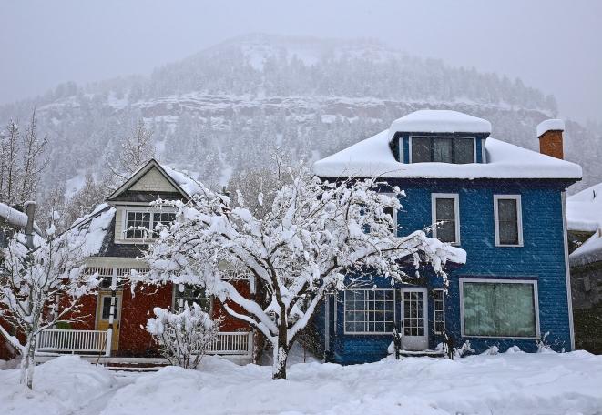 Telluride Houses 1