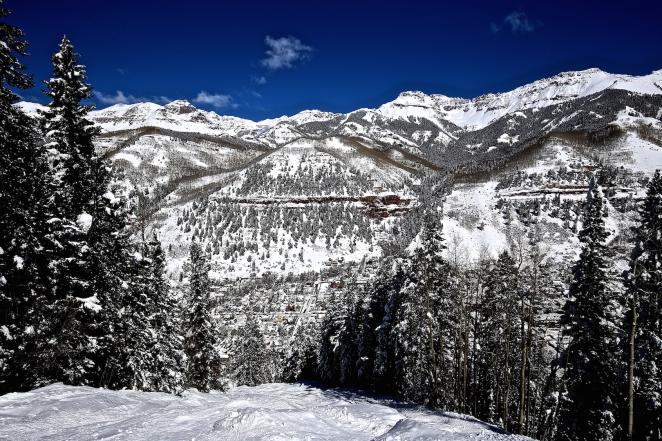 Telluride Skiing 2