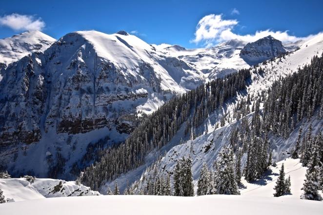 Telluride Skiing 3