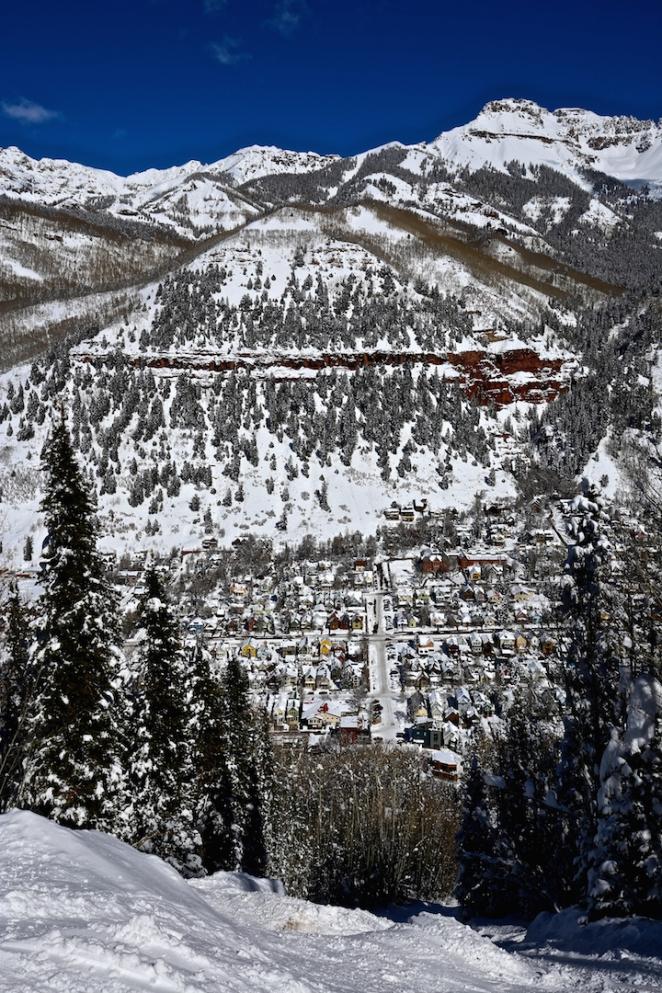 Telluride Skiing 5