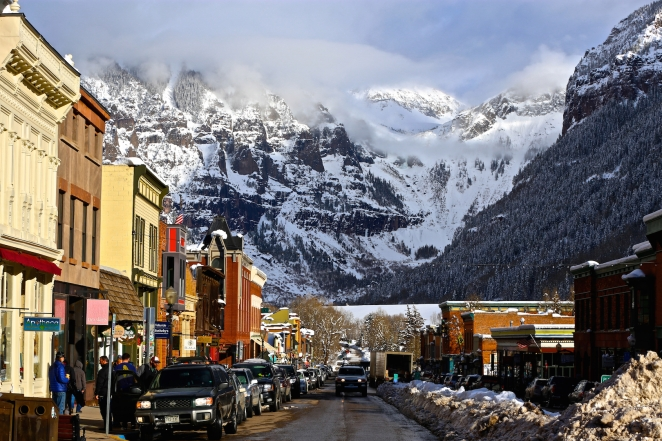 Town of Telluride